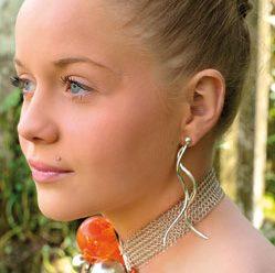 Katell Leclaire, création de bijoux contemporains