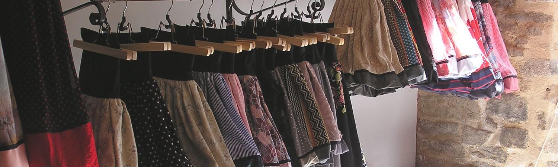 Tartine de laine création de vêtements mode accessoires ville de Dinan