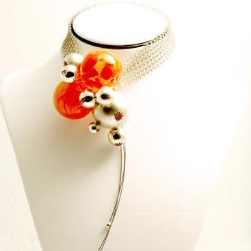 bijoux broche contemporaine