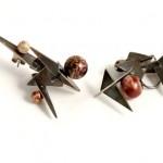 Katell leclaire jewels bijoux artiste art créateur ville Dinan jerzual côtes-d'armor tourisme bretagne