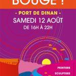 Créateurs de Dinan au Port le 12 août