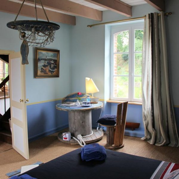 la Tocade del arte, chambre d'hôtes à Dinan tourisme bretagne
