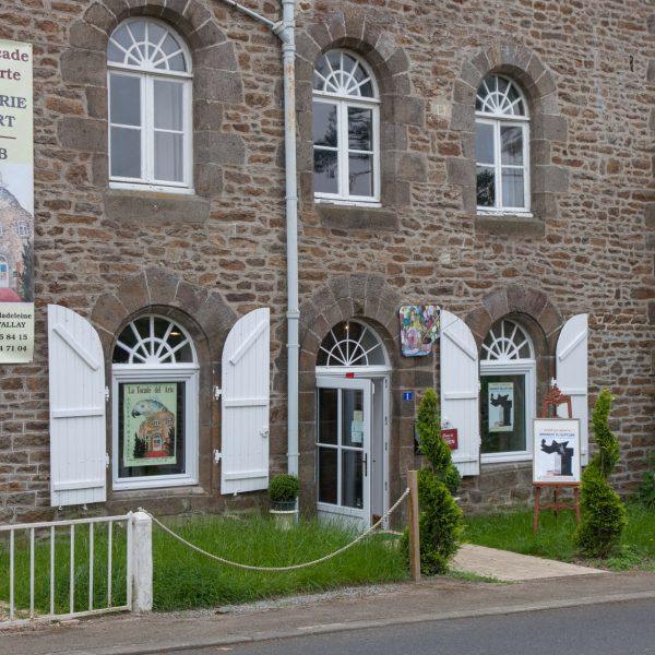 La Tocade dell'arte chambres d'hôtes Dinan tourisme côtes d'armor bretagne