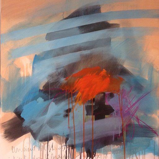 catherine joyeux artiste peintre créateurs artistes Dinan tourisme côtes d'armor bretagne