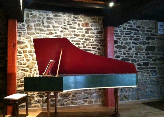 clavecin concert atelier musiques Dinan tourisme côtes d'armor bretagne