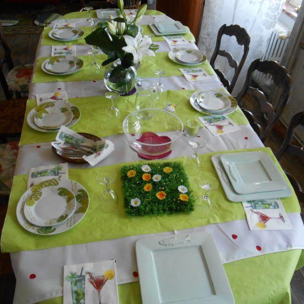 la Tocade del arte, table d'hôtes à Dinan
