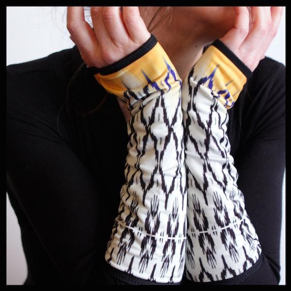 mitaines tartine de laine artiste artisan d'art créateur ville Dinan côtes-d'armor tourisme bretagne