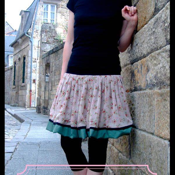 JUPE-BOULE-romantique artiste artisan d'art créateur ville Dinan côtes-d'armor tourisme bretagne