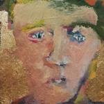 tête visage peinture gilles longuet