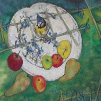 peinture de Mary Querer