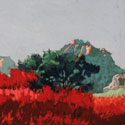 paysage pastel Marie-france Piel