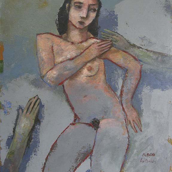 peinture de Charles Pasino