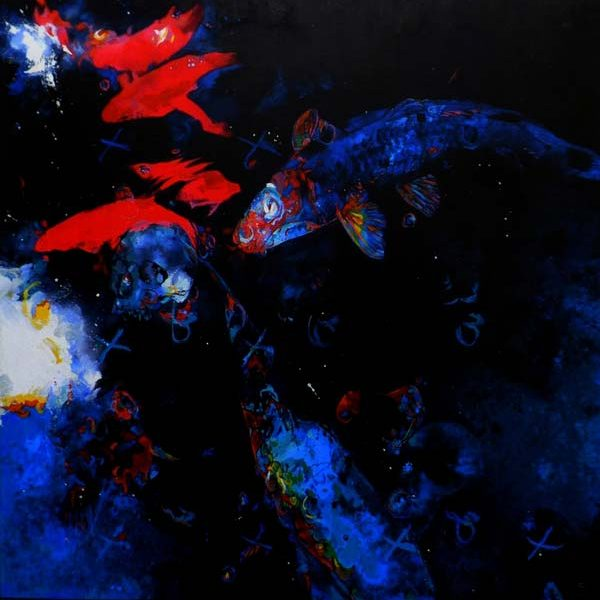 peinture de Erick Leprince