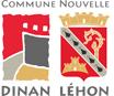 Logo Commune nouvelle Dinan-Léhon