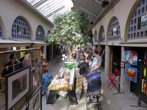 Exposition Halle de Dinan