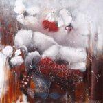 Peinture fleurs de Diem Thuy Le Mai