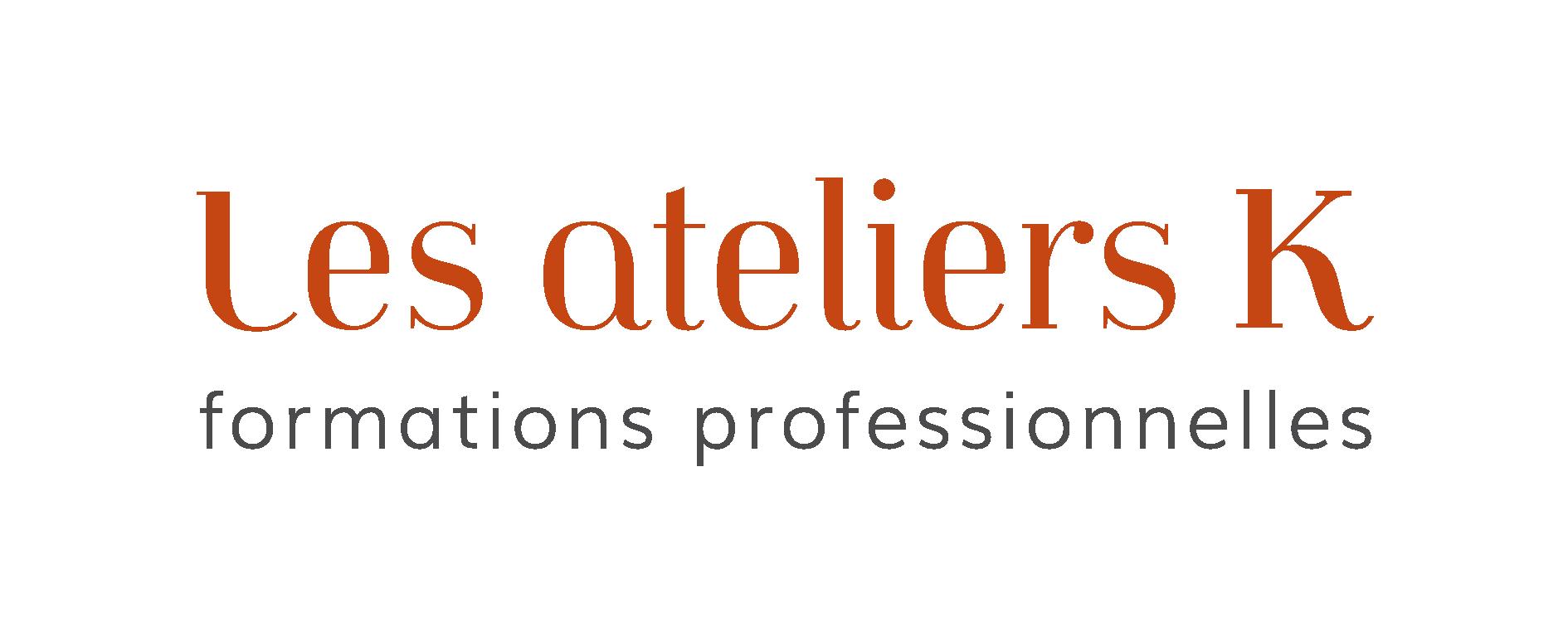 Logo Les Ateliers K - formations professionnelles